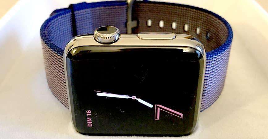 test bracelet apple watch