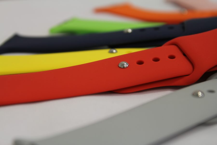 Bracelet 100% fluoroélastomère Band-Band pour Apple Watch